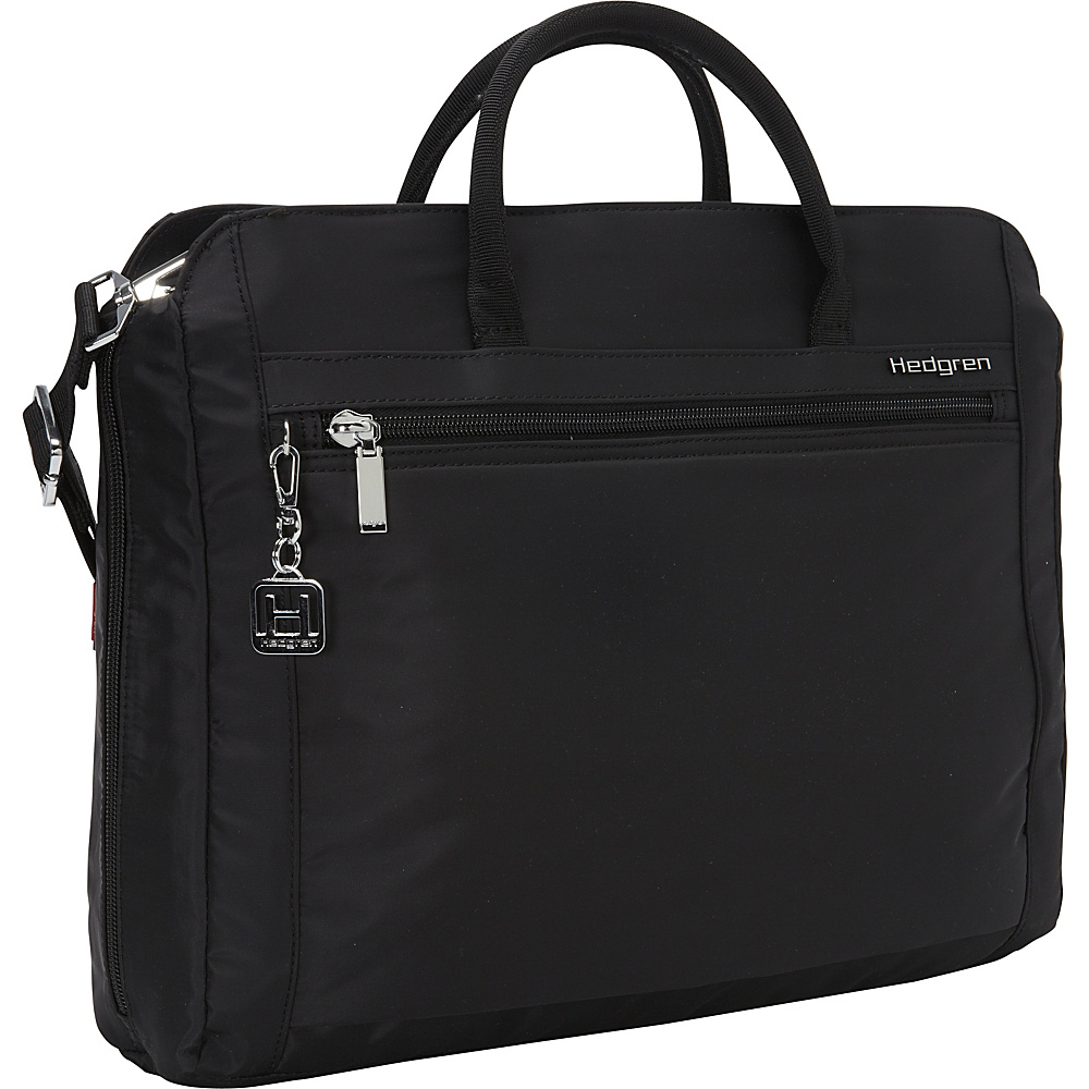 Hedgren Essence Laptop Briefcase Black Hedgren Non Wheeled Business Cases