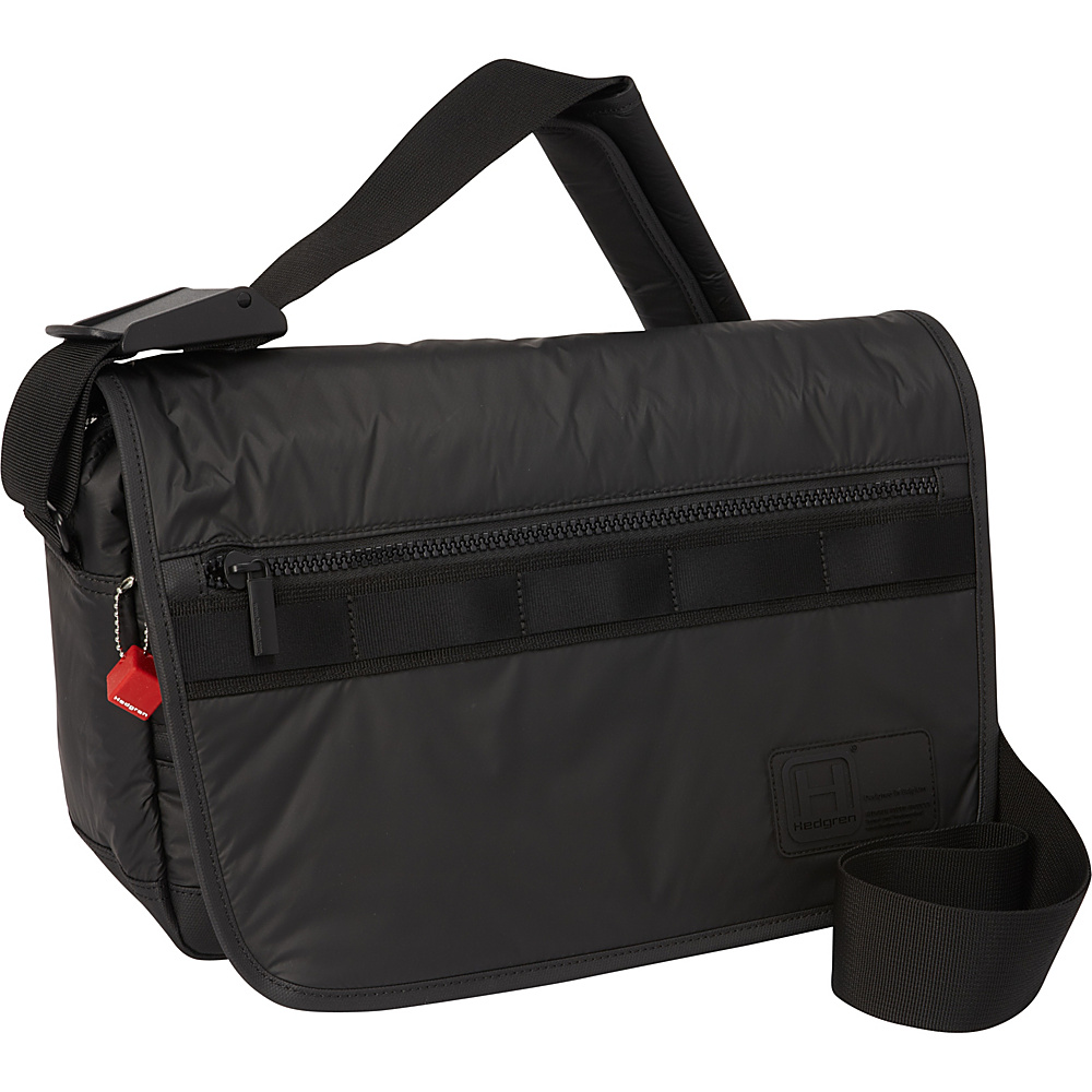 Hedgren Motto Messenger Bag Black Hedgren Messenger Bags