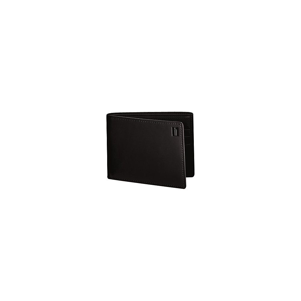 Hartmann Luggage Belting Collection Two Compartment Wallet Heritage Black - Hartmann Luggage Men's Wallets