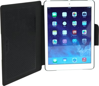 SOLO Vector Slim Case for iPad Air Black - SOLO Electronic Cases