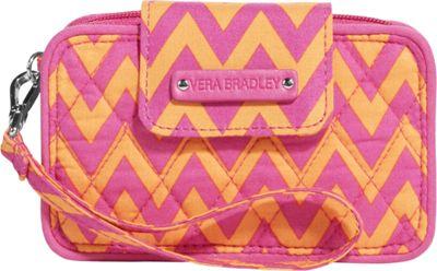 Vera Bradley Smartphone Wristlet 2.0 Ziggy Zags - Vera Bradley Ladies Wallet on a String