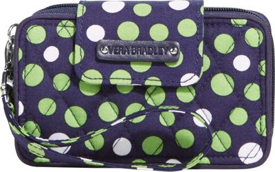 Vera Bradley Smartphone Wristlet 2.0 Lucky Dots - Vera Bradley Personal Electronic Cases
