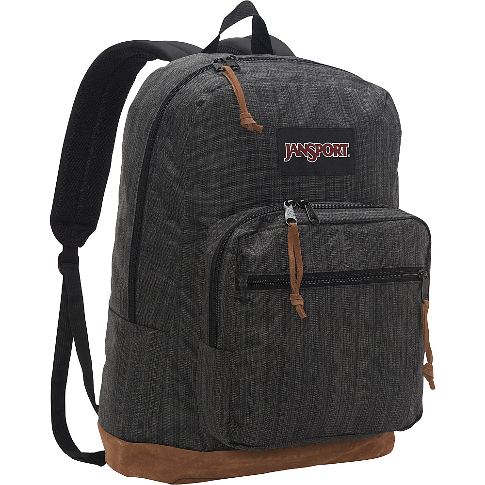 JanSport Right Pack Digital Edition Heathered Grey - JanSport Laptop Backpacks - Backpacks, Laptop Backpacks