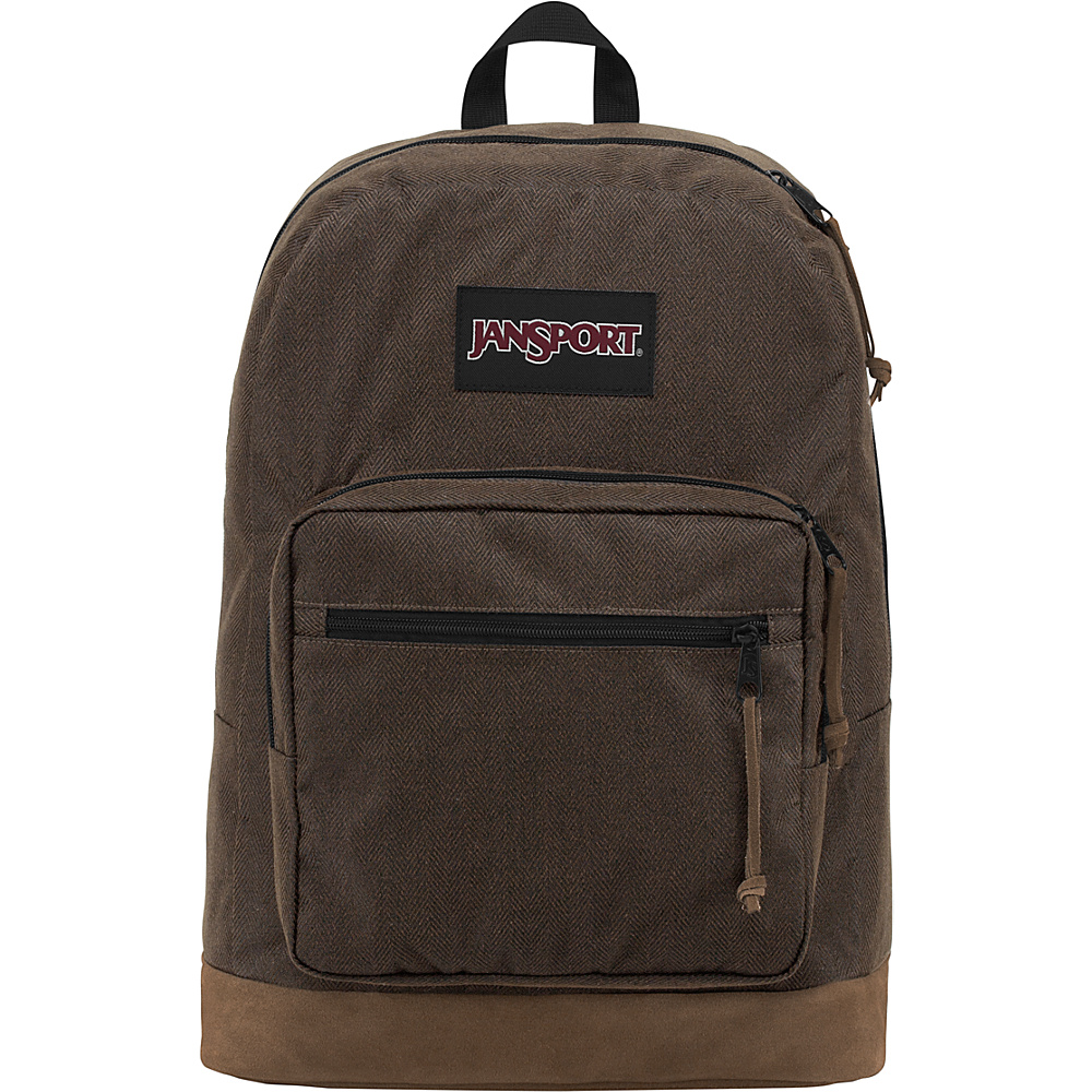 JanSport Right Pack Digital Edition Wave Herringbone - JanSport Business & Laptop Backpacks