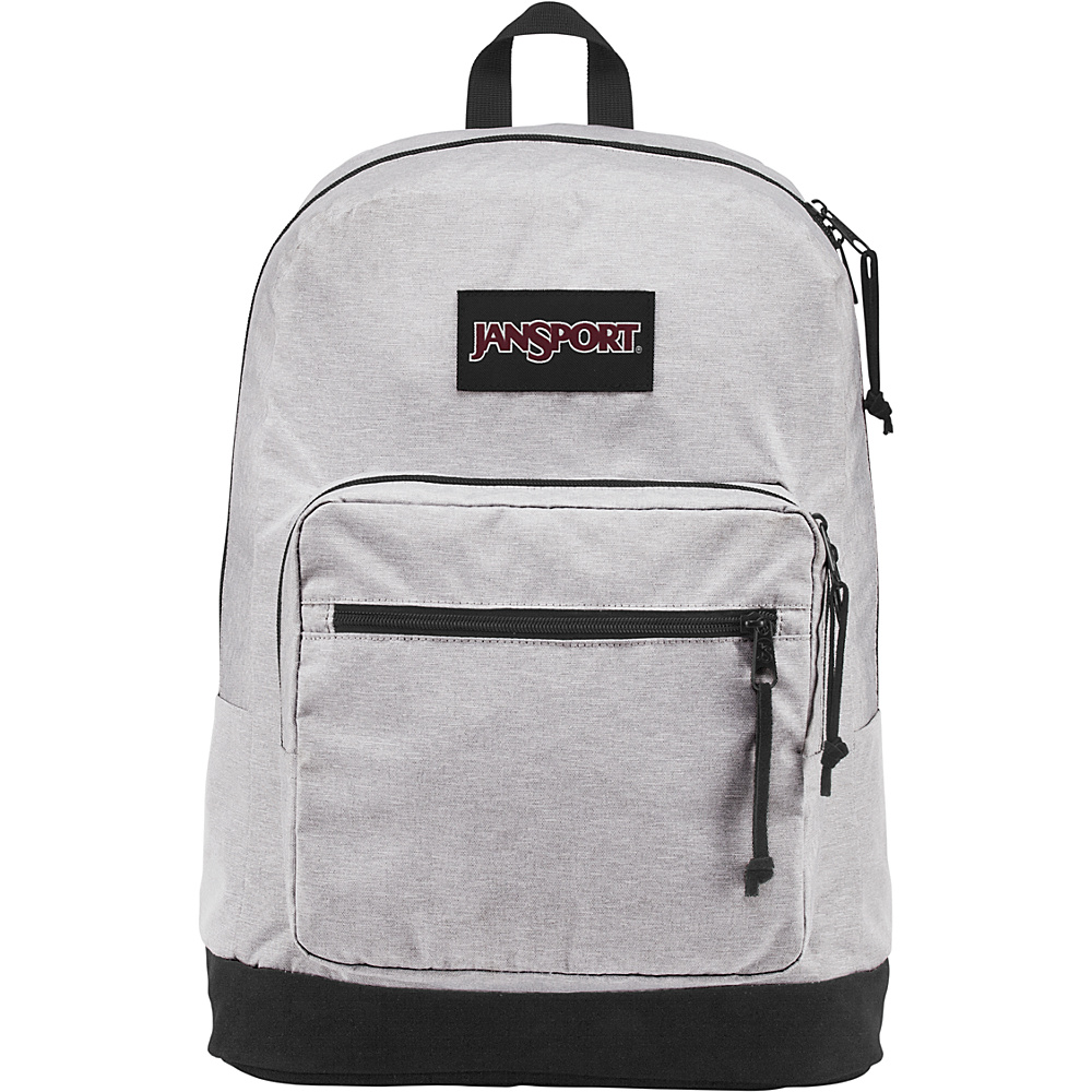 JanSport Right Pack Digital Edition Grey Heathered Poly - JanSport Business & Laptop Backpacks