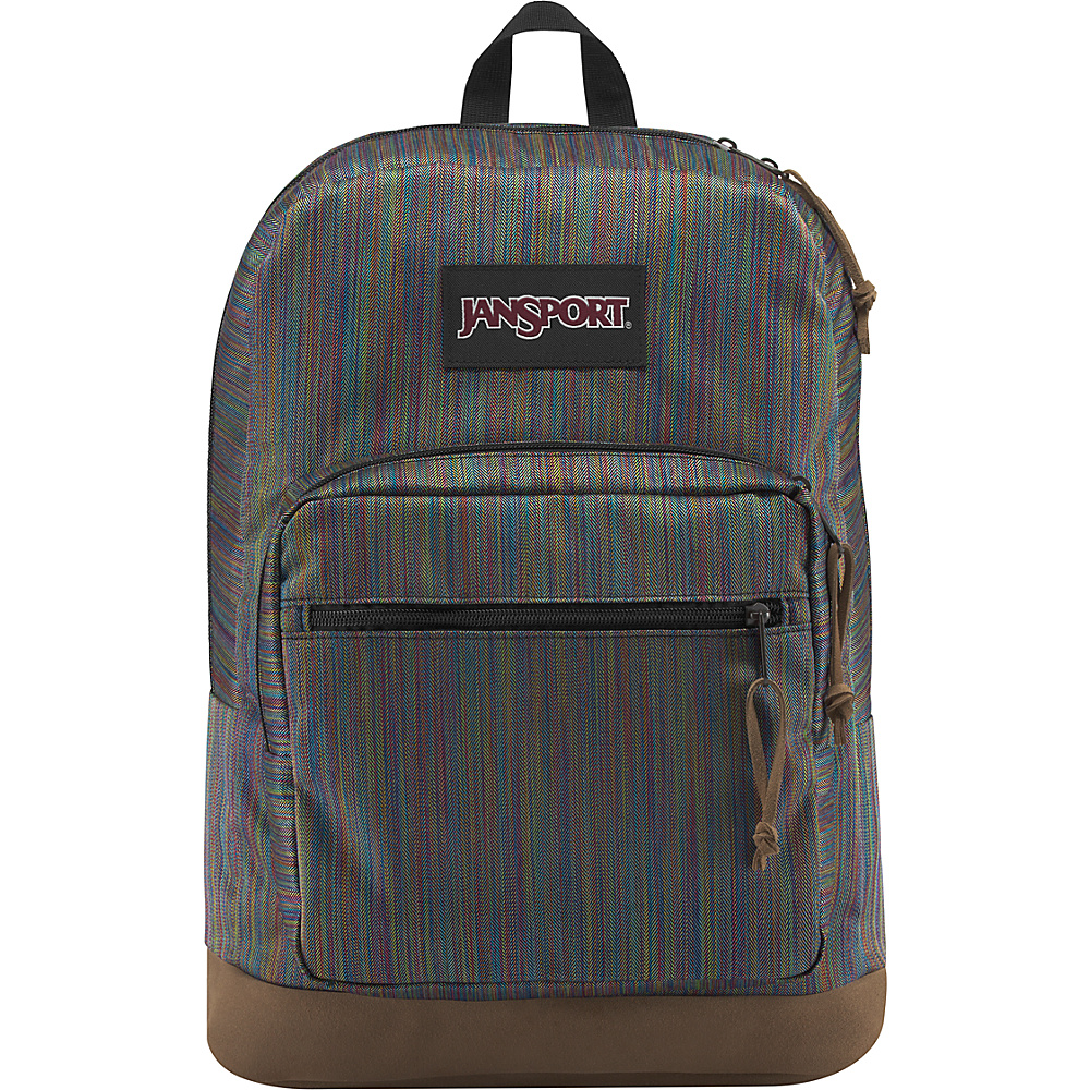 JanSport Right Pack Digital Edition Multi Color Woven Stripe - JanSport Business & Laptop Backpacks