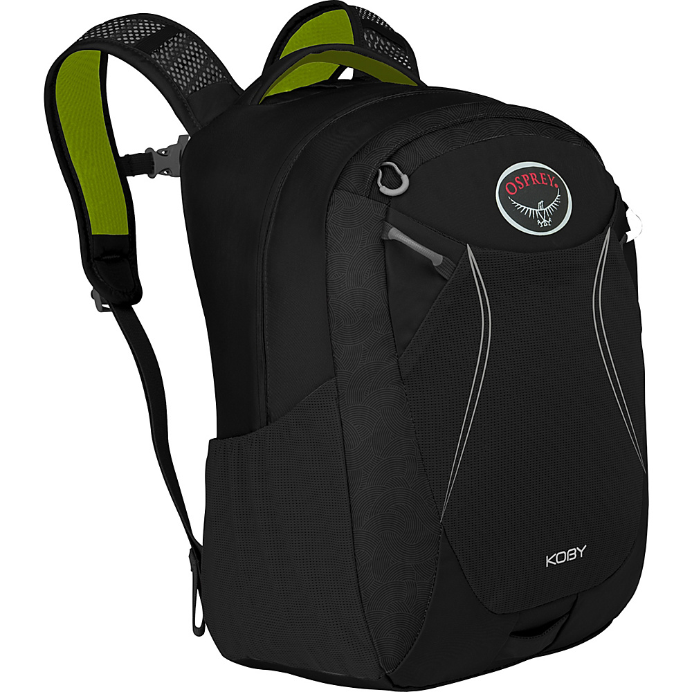 Osprey Koby Backpack Black Cat - Osprey Everyday Backpacks - Backpacks, Everyday Backpacks