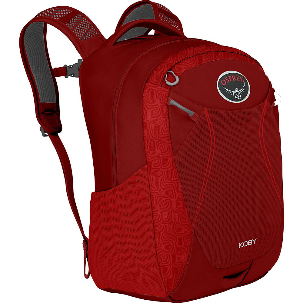 Osprey Koby Backpack Racing Red - Osprey Everyday Backpacks - Backpacks, Everyday Backpacks