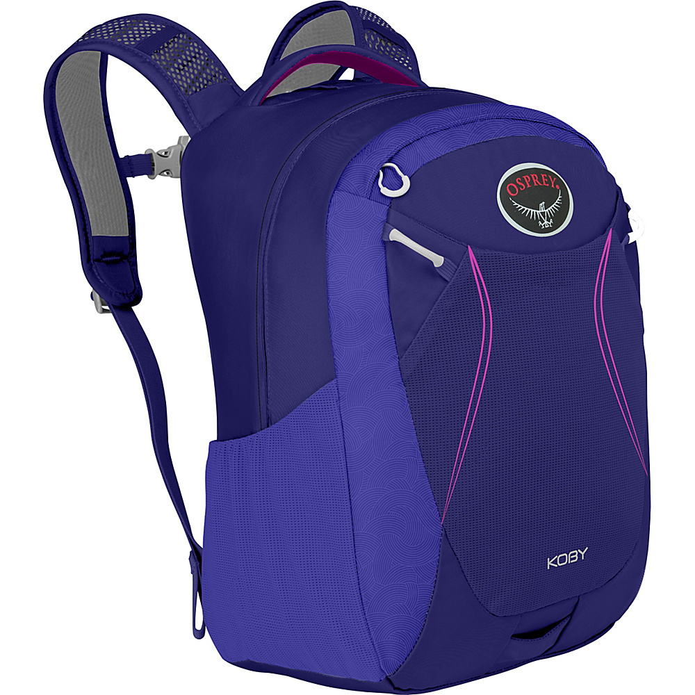 Osprey Koby Backpack Hero Blue - Osprey Everyday Backpacks - Backpacks, Everyday Backpacks