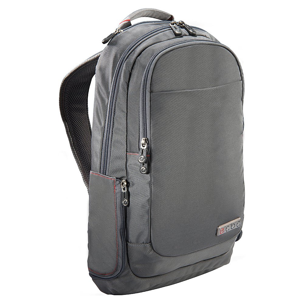 ecbc Harpoon Daypack Grey - ecbc Business & Laptop Backpacks