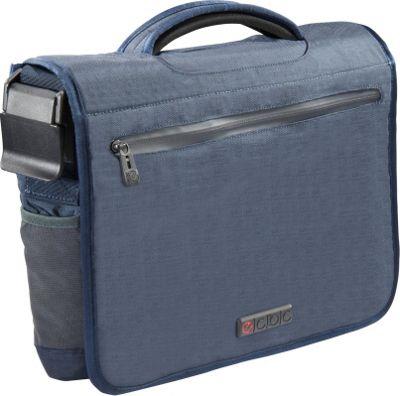 ecbc Zeus Messenger Blue - ecbc Messenger Bags