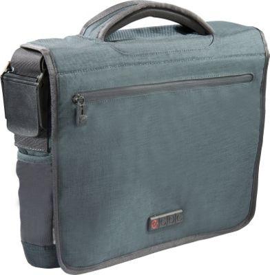 ecbc Zeus Messenger Green - ecbc Messenger Bags