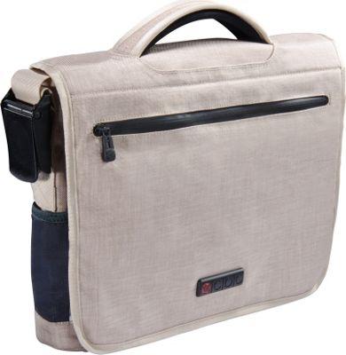 ecbc Zeus Messenger Linen - ecbc Messenger Bags