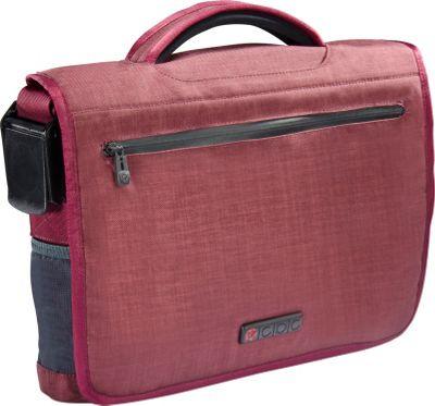 ecbc Zeus Messenger Berry - ecbc Messenger Bags