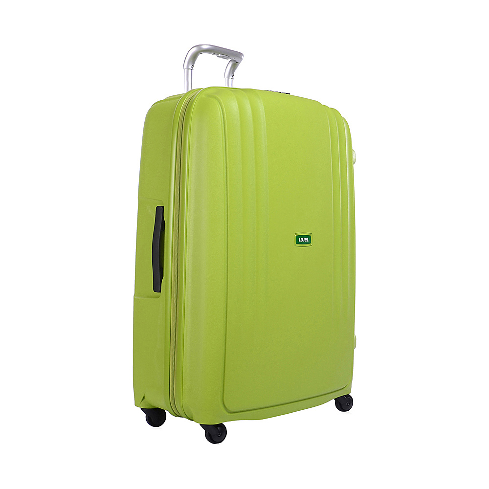 Lojel Streamline Large Luggage Green Lojel Hardside Checked