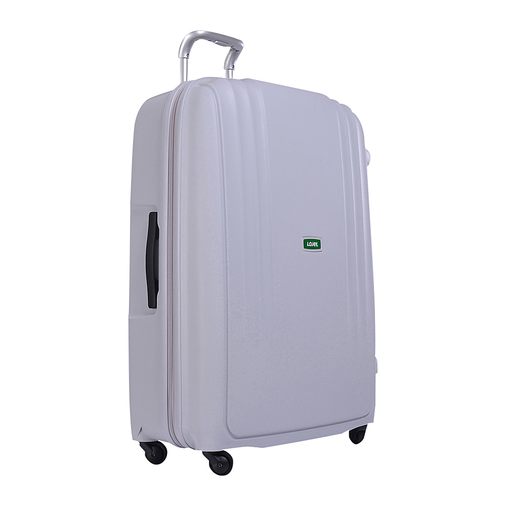 Lojel Streamline Large Luggage Grey Lojel Hardside Checked