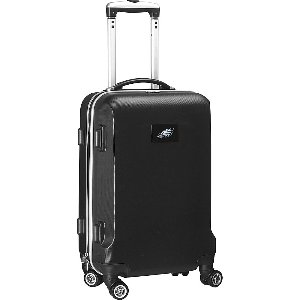 Denco Sports Luggage NFL 20 Domestic Carry-On Black Philadelphia Eagles - Denco Sports Luggage Hardside Carry-On - Luggage, Hardside Carry-On