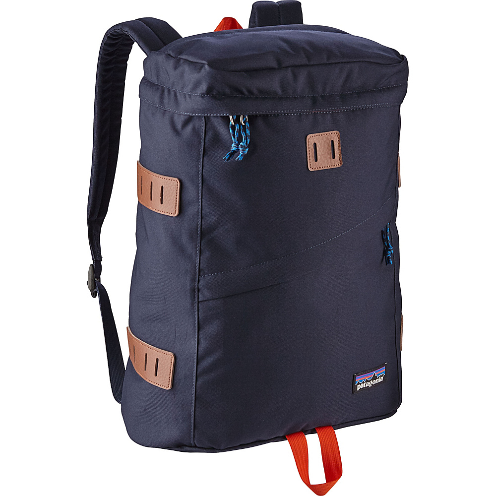 Patagonia Toromiro Pack 22L Navy Blue w/Paintbrush Red - Patagonia Business & Laptop Backpacks - Backpacks, Business & Laptop Backpacks