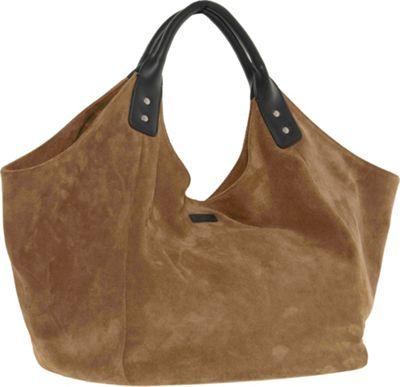 Ellington Handbags Natalie Shoulder Bag Brown - Ellington Handbags Leather Handbags