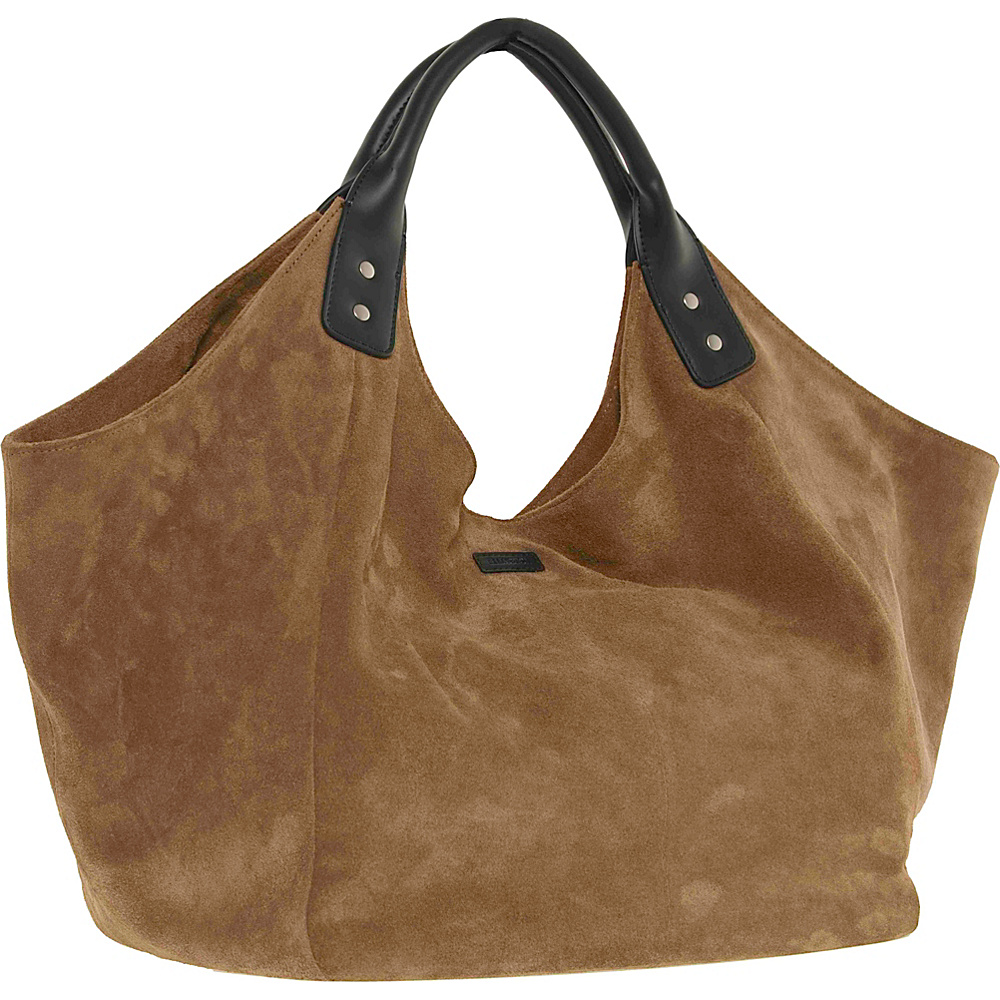 Ellington Handbags Natalie Shoulder Bag Brown - Ellington Handbags Leather Handbags