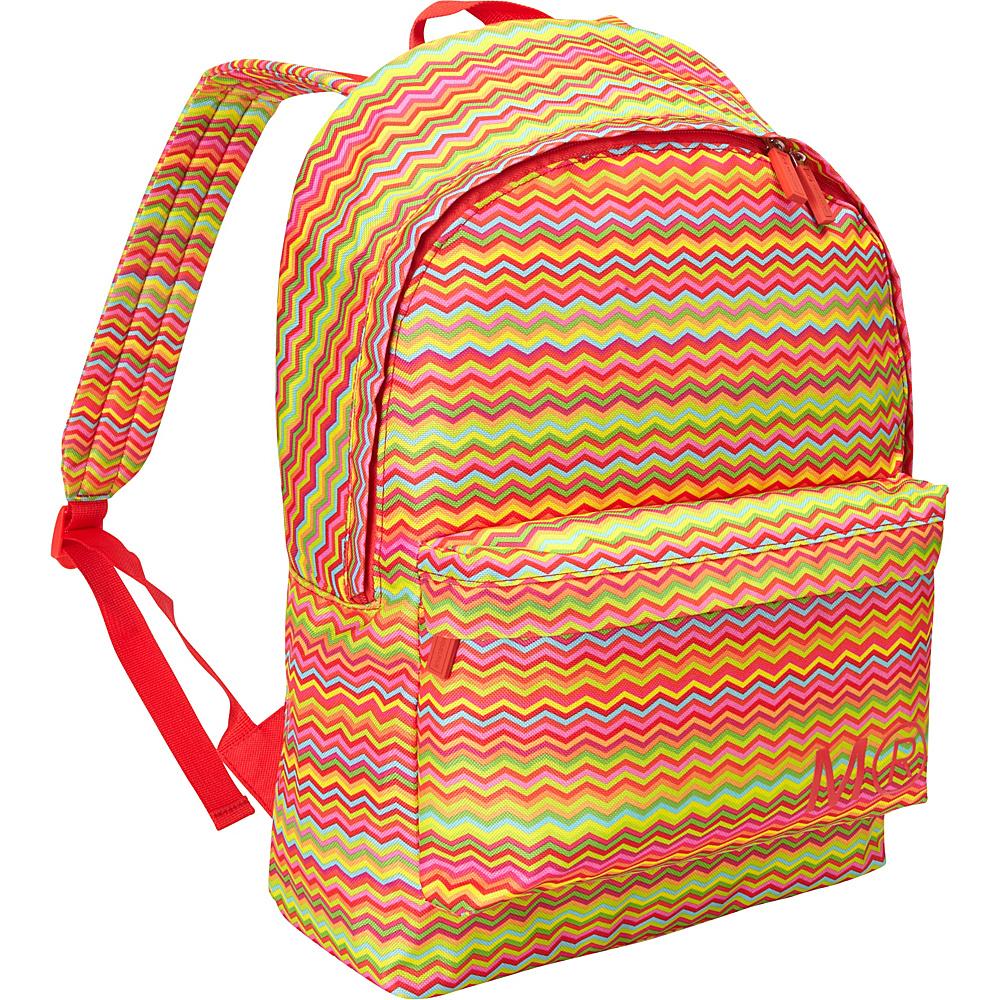 Miquelrius ZigZag Backpack Citrus Citrus ZigZag Miquelrius Everyday Backpacks