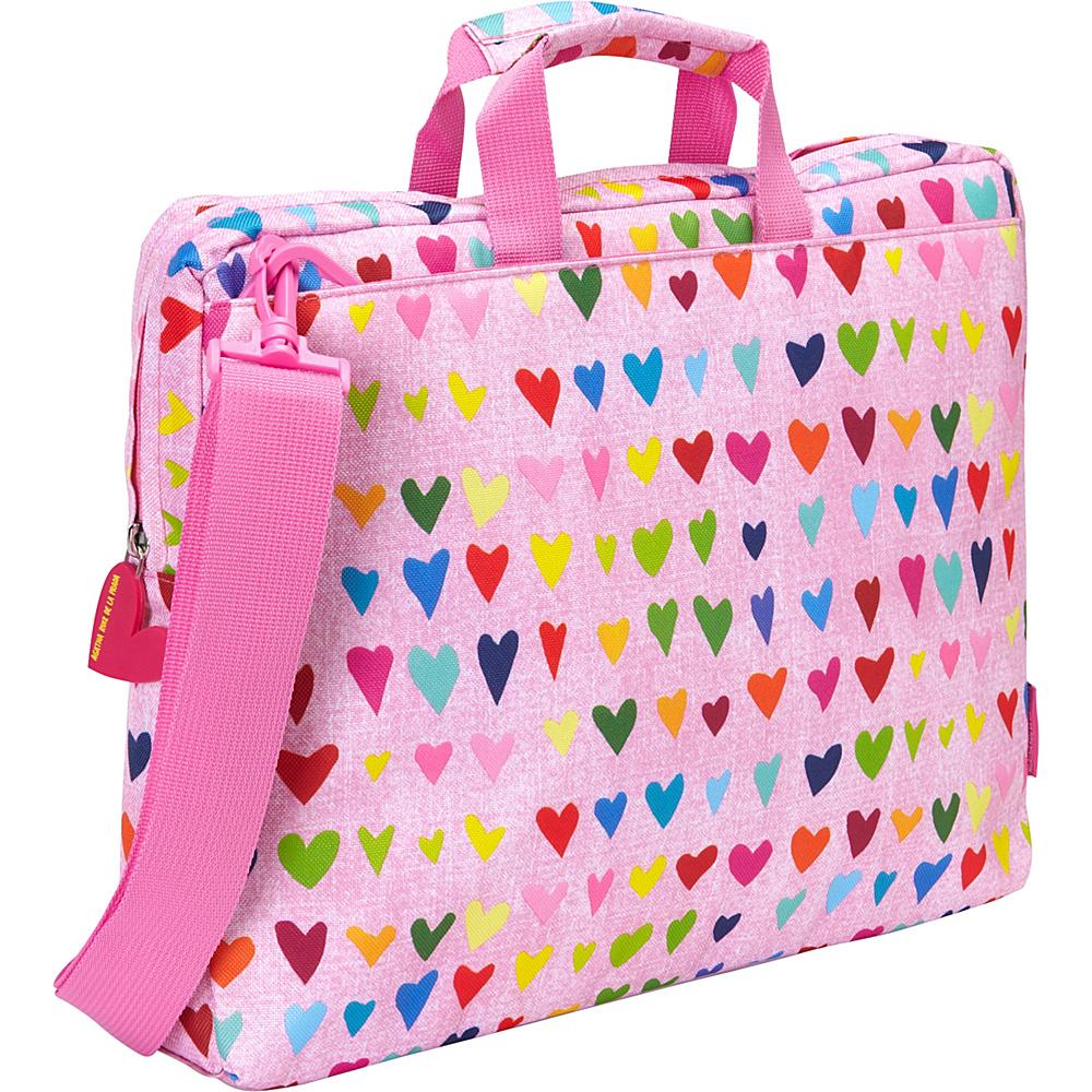 Miquelrius Agatha Ruiz de la Prada Laptop Skin 15 Pink Rain Pink Rain Miquelrius Non Wheeled Business Cases