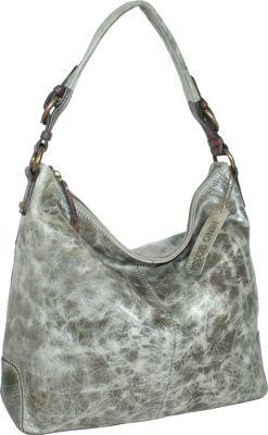 Nino Bossi Havana Nights Shoulder Bag Stone - Nino Bossi Leather Handbags