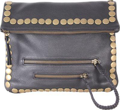 Latico Leathers Carine Crossbody Pebble Black - Latico Leathers Leather Handbags