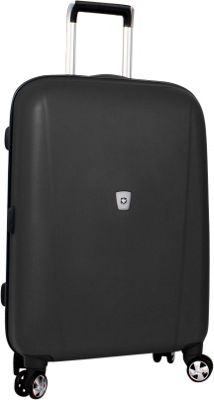 SwissGear Travel Gear SwissGear Travel Gear 24 inch Hardside Spinner Black - SwissGear Travel Gear Hardside Checked