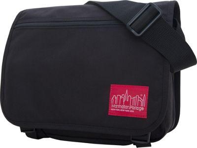 Manhattan Portage Small Europa Messenger Black - Manhattan Portage Messenger Bags