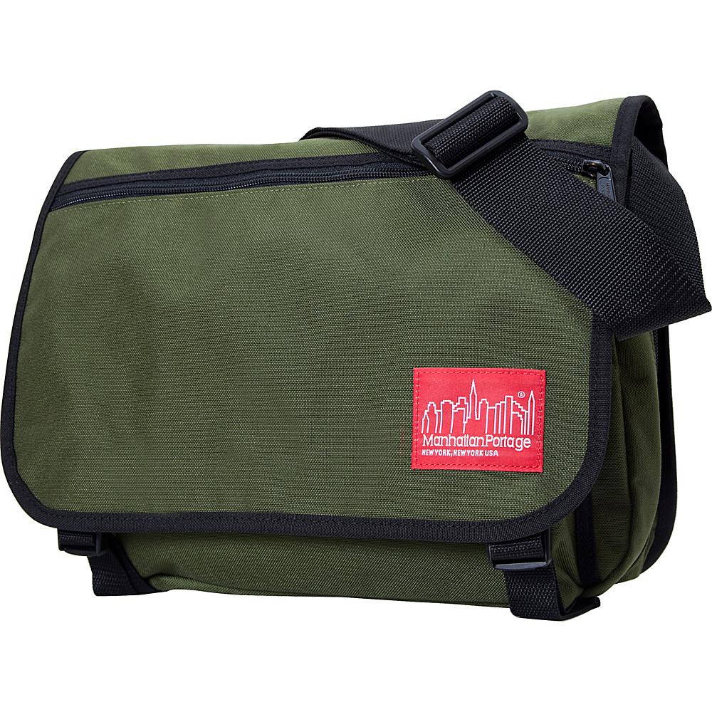Manhattan Portage Small Europa Messenger Olive - Manhattan Portage Messenger Bags - Work Bags & Briefcases, Messenger Bags