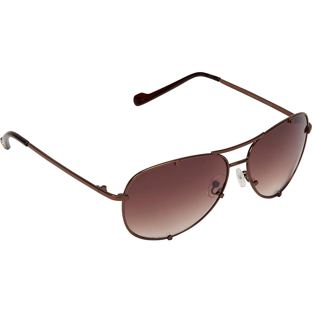 Jessica Simpson Sunwear Vintage Aviator Sunglasses Eyewear ...