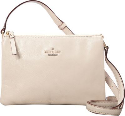 kate spade new york Ivy Place Gabriella Crossbody Bag Pebble - kate spade new york Designer Handbags