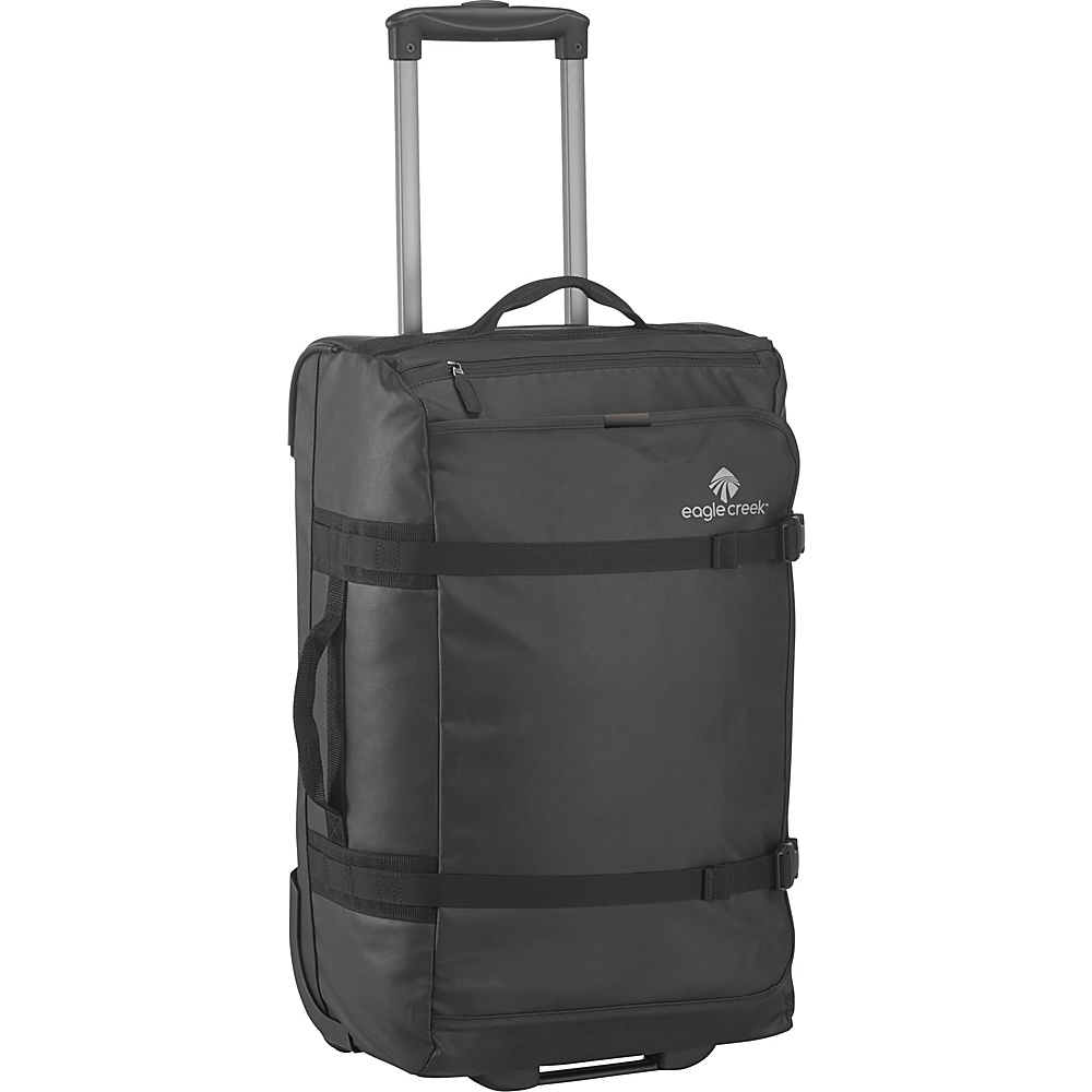 Eagle Creek No Matter What Flatbed Duffel 22 Black - Eagle Creek Rolling Duffels - Luggage, Rolling Duffels