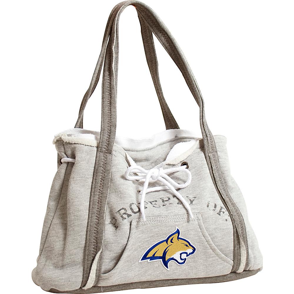 Littlearth Hoodie Purse - College Teams Montana State University - Littlearth Fabric Handbags - Handbags, Fabric Handbags