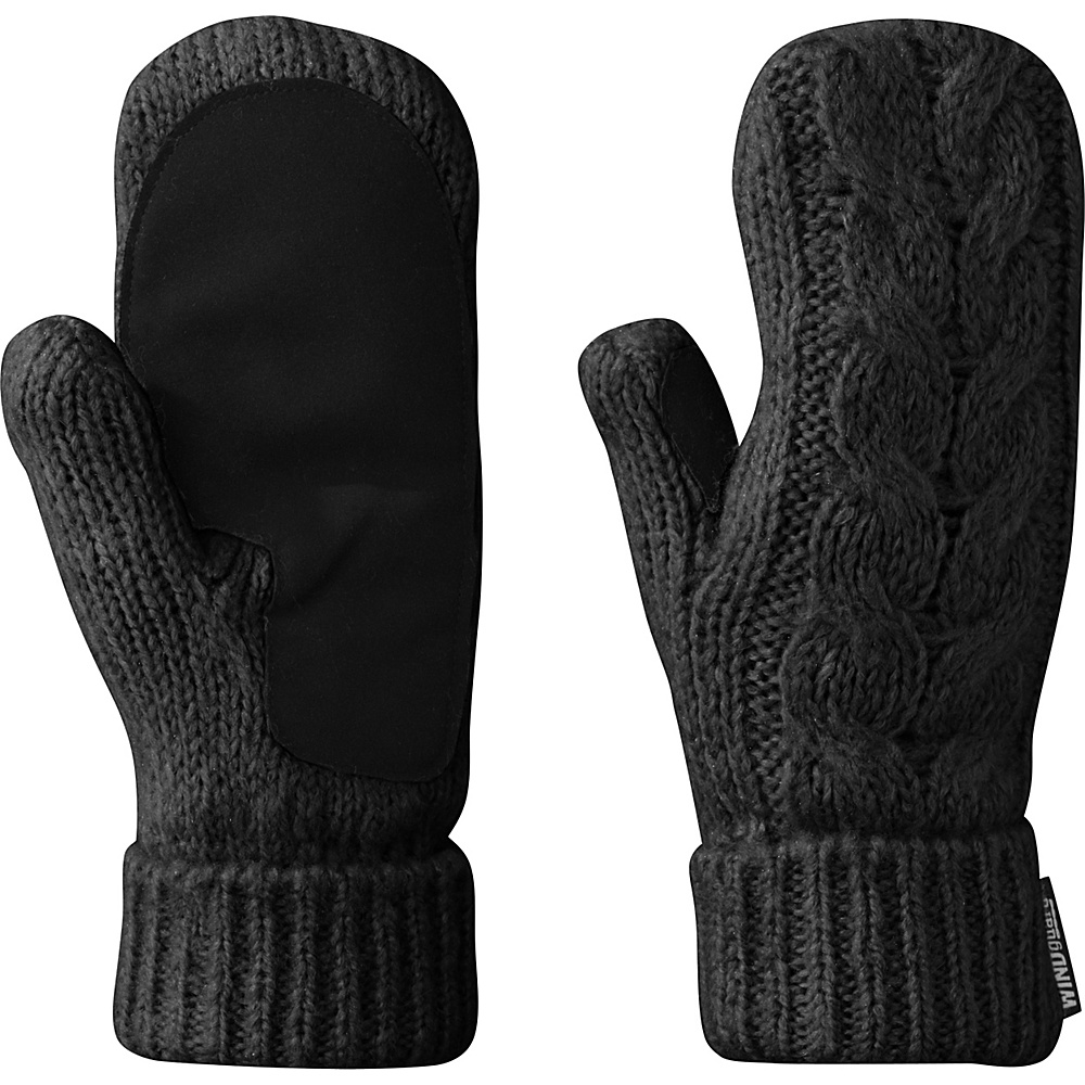 Outdoor Research Pinball Mittens Women's L - Black - Outdoor Research Hats/Gloves/Scarves