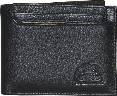 Dopp SoHo RFID I.D. Thinfold Black - Dopp Men's Wallets