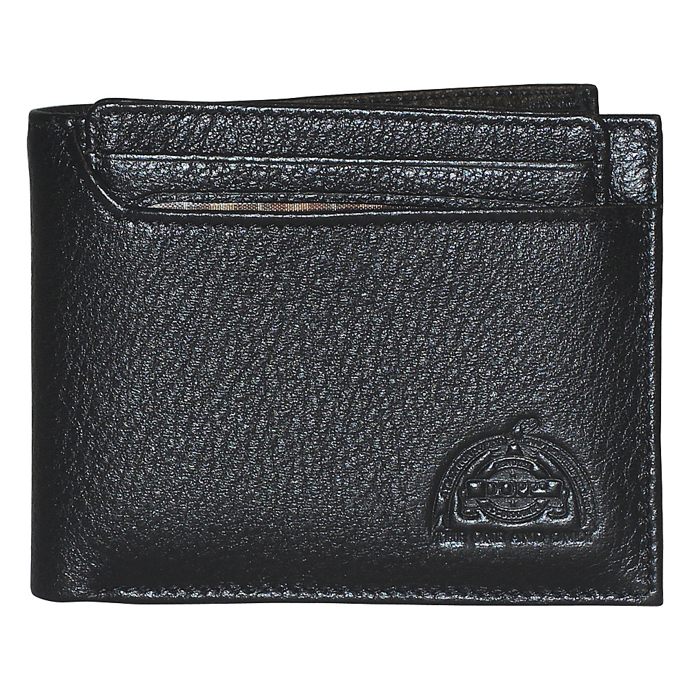Dopp SoHo RFID I.D. Thinfold Black Dopp Men s Wallets