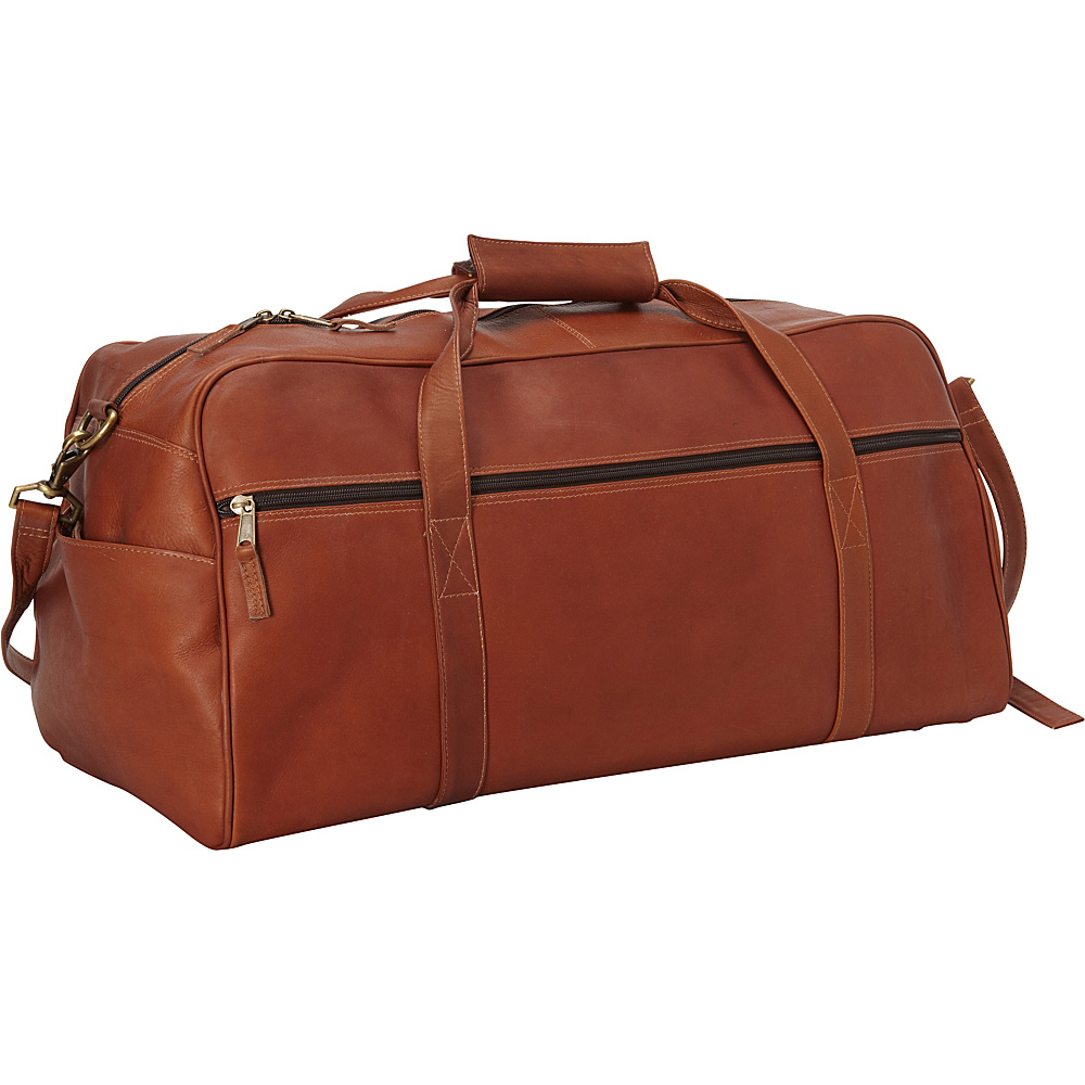 Latico Leathers Convention Duffel Natural - Latico Leathers Travel Duffels - Duffels, Travel Duffels