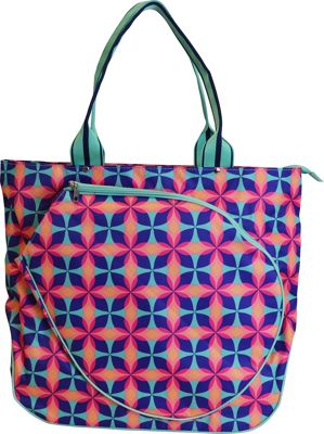 All For Color Tennis Tote Retroscope - All For Color Racquet Bags