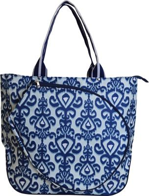 All For Color Tennis Tote Saphire Falls - All For Color Racquet Bags