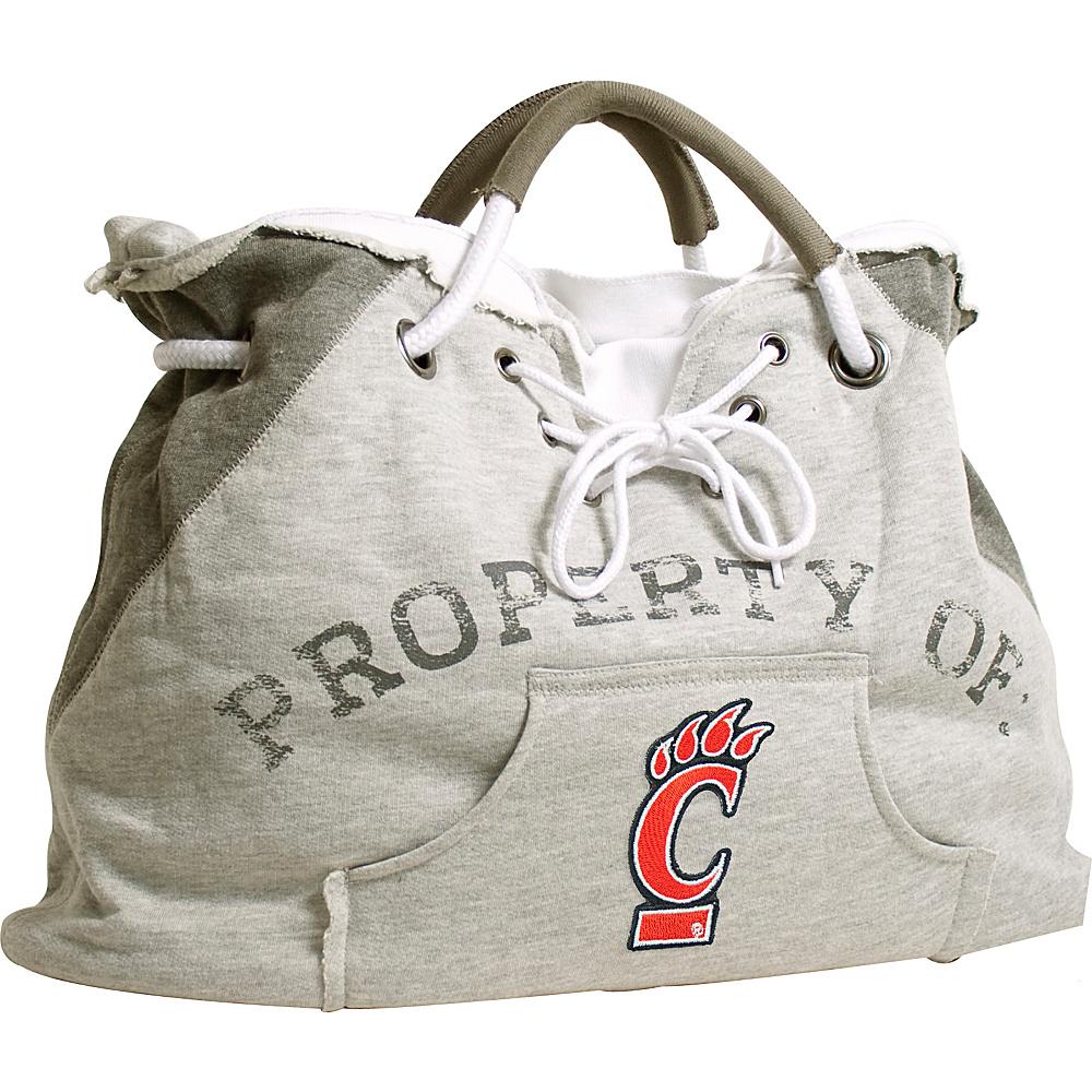 Littlearth Hoodie Tote - Big East Teams Cincinnati, U of - Littlearth Fabric Handbags - Handbags, Fabric Handbags