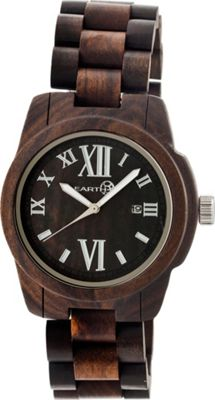 Earth Wood Heartwood Watch Espresso - Earth Wood Watches
