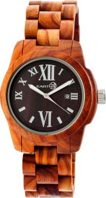 Earth Wood Heartwood Watch Red Rosewood - Earth Wood Watches