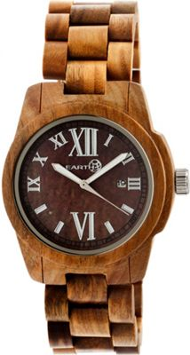 Earth Wood Heartwood Watch Olive - Earth Wood Watches