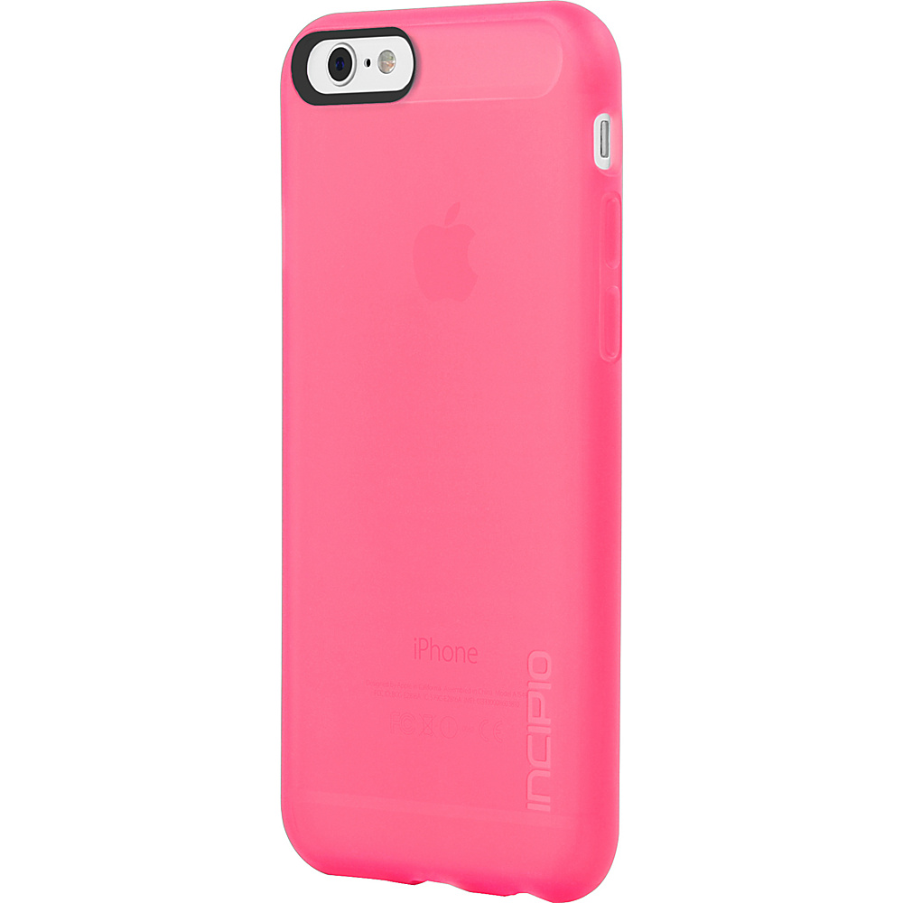 Incipio NGP iPhone 6/6s Case Translucent Neon Pink - Incipio Electronic Cases - Technology, Electronic Cases