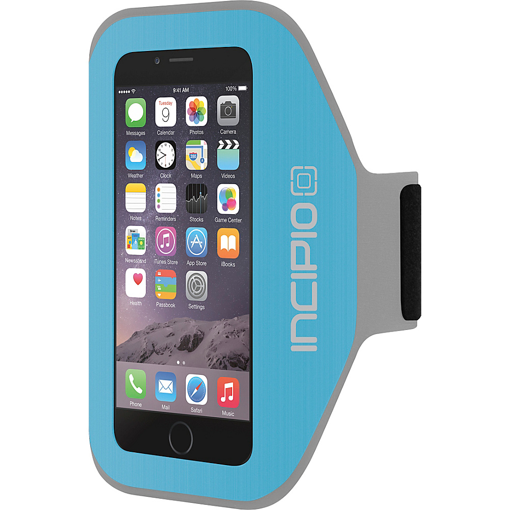 Incipio Performance Armband iPhone 6/6s Case Neon Blue - Incipio Electronic Cases - Technology, Electronic Cases