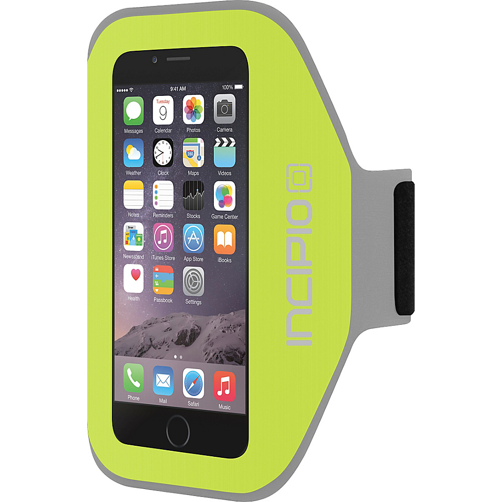 Incipio Performance Armband iPhone 6/6s Case Neon Green - Incipio Electronic Cases - Technology, Electronic Cases