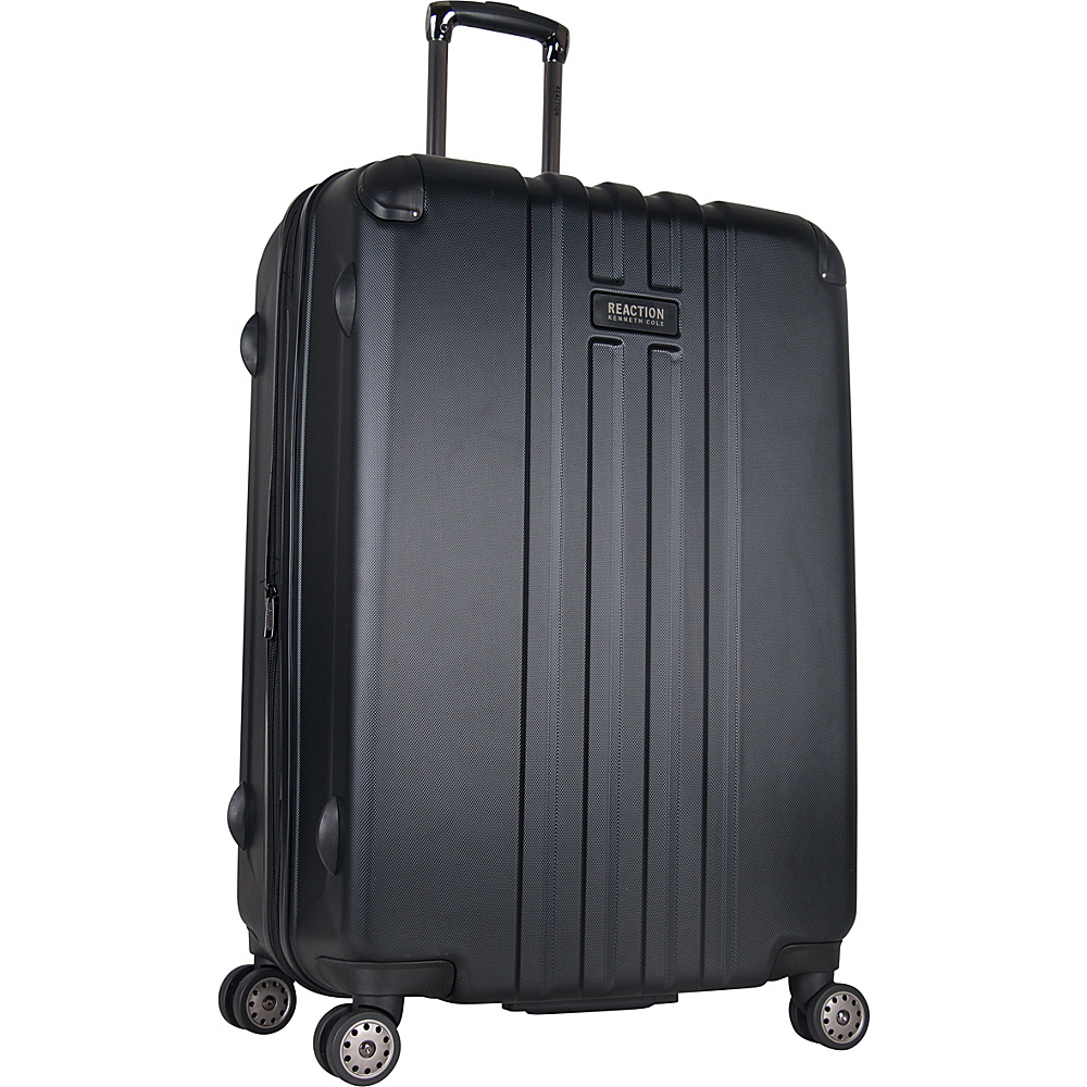 Kenneth Cole Reaction Reverb 29 Expandable Hardside Spinner Black Kenneth Cole Reaction Hardside Checked