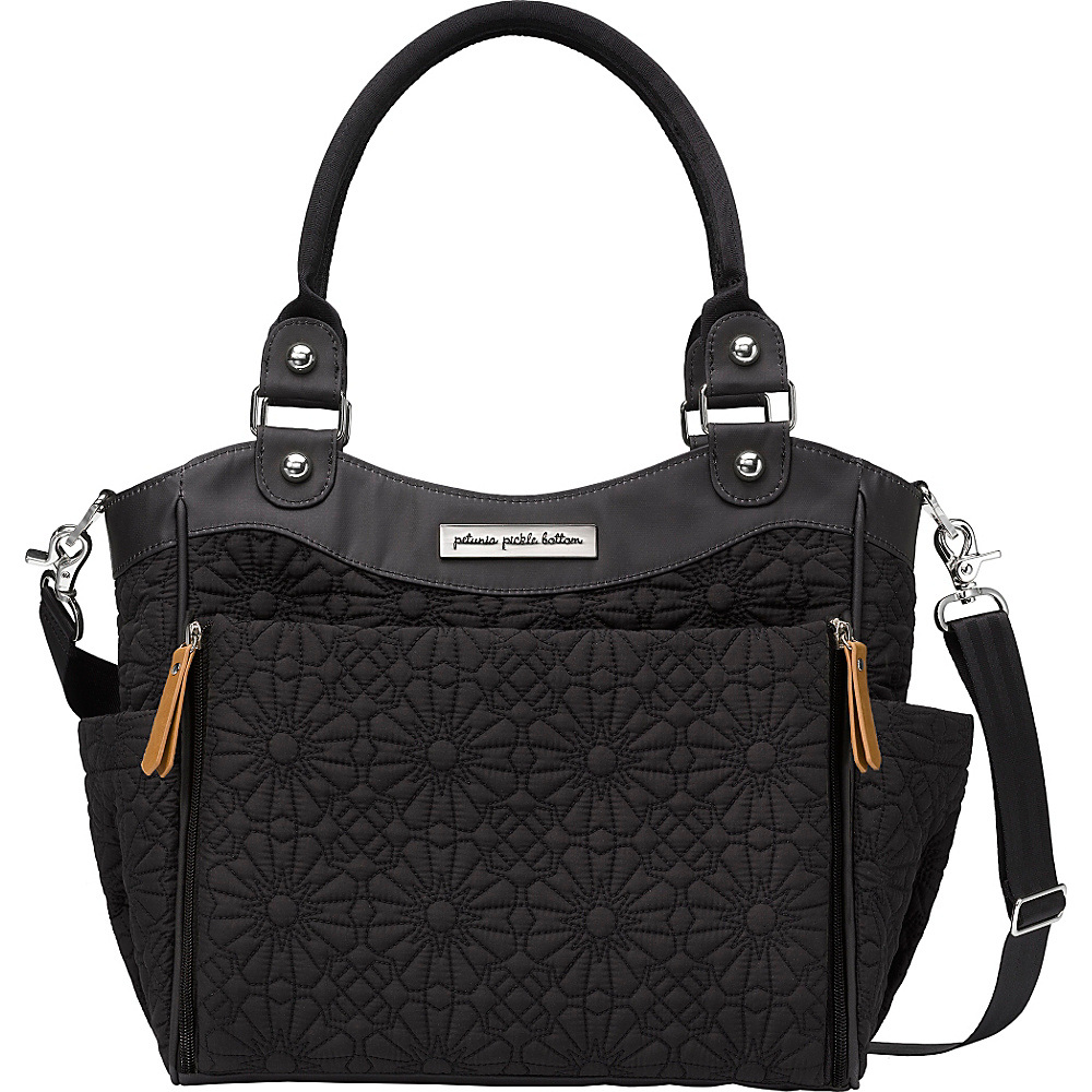 Petunia Pickle Bottom City Carryall Bedford Avenue Stop Petunia Pickle Bottom Diaper Bags Accessories